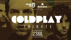 Coldplay Tributo no Bolshoi Pub