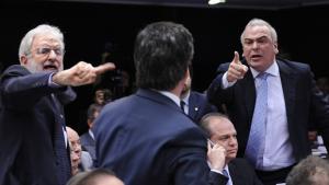 Pela sexta vez, Conselho de Ética suspende análise de parecer contra Cunha