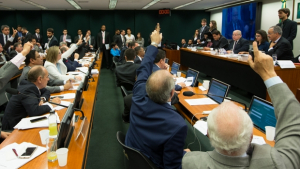 Câmara rejeita proposta que pede fim dos cargos de vice
