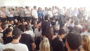 Notícia-bomba a ser apresentada pelo PMDB é sobre segurança pública