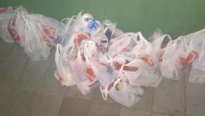 Policiais pagam fiança de homem que havia roubado carne e fazem compras para ele