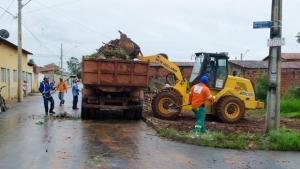 """Projeto """"Cidade Limpa"""" já recolheu mais 39 mil toneladas de entulho em Goiânia"""