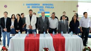 Águas Lindas e Novo Gama recebem primeiras conferências do Pacto Social Goiás Pela Vida e Segurança