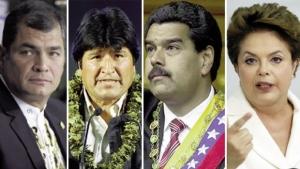 Se a sociedade não reagir, o governo Dilma vai aderir totalmente à Federação das Repúblicas Bolivarianas