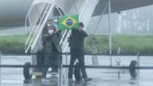 Amanhã, brasileiros repatriados da China serão liberados da Base Aérea de Anápolis
