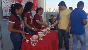 Festival de sorvete arrecada recursos para crianças carentes