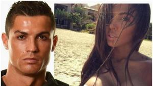 Modelo que tomou o namorado de Maria Sharapova é o novo affair do jogador Cristiano Ronaldo