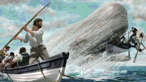 Melville e Moby Dick