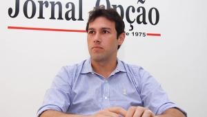 """Fernando Cunha: """"Votar em Antônio Gomide é levar Iris Rezende para o segundo turno"""""""