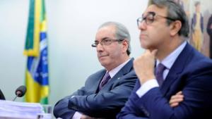 Cunha diz que processo que pede sua cassação é político