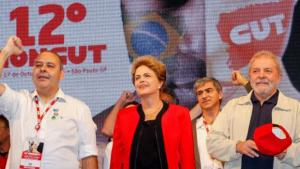 Dilma diz que lutará para defender mandato concedido pelo voto