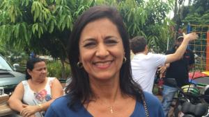 """""""Quero ver Iris na prefeitura"""", diz Célia Valadão sobre 2016"""