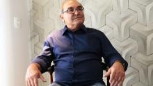 """""""Agora preciso me dedicar inteiramente a Trindade"""", diz Jânio Darrot, que deixa presidência do PSDB"""