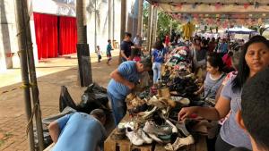 Igrejas promovem ação social em alusão ao Dia Mundial dos Pobres