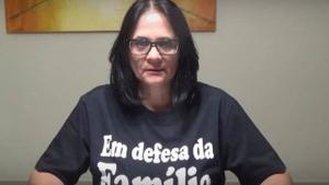 Pastora será titular do futuro Ministério da Mulher, Família e dos Direitos Humanos
