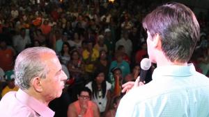 Iris Rezende só veta Daniel Vilela para presidente do PMDB de Goiás