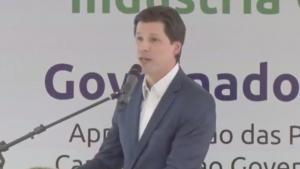 Daniel Vilela destaca política de incentivos fiscais em apresentação de plano de governo