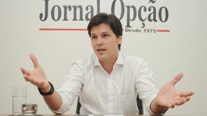 """Daniel Vilela diz que Caiado continua com """"mesma ladainha do período eleitoral"""""""