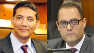 """PPS diz que Virmondes é """"infiel"""" e abrirá processo se deputado apoiar Delegado Waldir"""