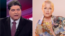 Datena cumpre pena estabelecida pela Justiça por ofender Xuxa