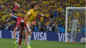 Brasil vence Colômbia e vai enfrentar a Alemanha na semifinal
