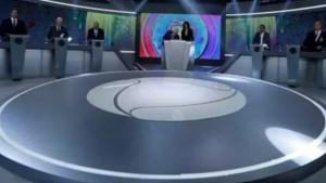 Sem Bolsonaro, candidatos a presidente participam de último debate antes do 1º turno