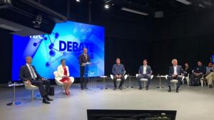 Candidatos concentram críticas ao governo e esquecem de Caiado