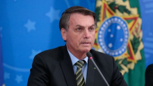 Auxílio emergencial deve ser pago já na próxima semana, segundo Bolsonaro