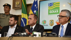 Dados da Segurança Pública apresentam queda de criminalidade em Goiás
