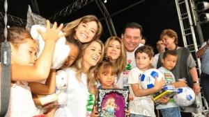 OVG encerra distribuição de um milhão de brinquedos em Goiás