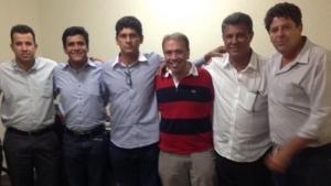 Chapinha para deputado federal em Goiás terá PHS, PMN, PTC e PEN