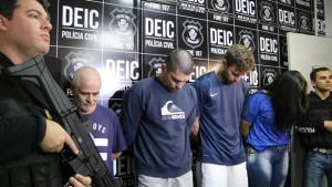 Polícia Civil apresenta quadrilha que aplicava golpes milionários em Goiânia