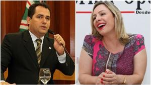 Adriana Accorsi muda chapa e vice será vereador Deivison Costa