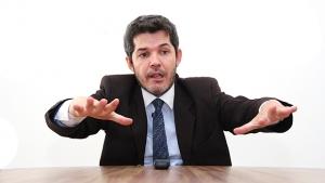 """Delegado Waldir: """"Pedido foi aceito porque há base jurídica"""""""