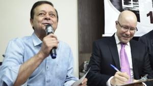 PTB reúne-se com líderes de 4 partidos pra discutir reformatação de chapa majoritária