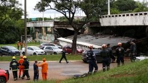 Novacap já havia apontado necessidade de reparos no viaduto que caiu