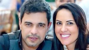 Após polêmicas, namorada de Zezé comenta trégua entre o sertanejo e Zilu