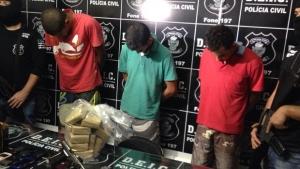 Suspeitos de sequestrar criança em Aparecida de Goiânia são presos; grupo planejava um sequestro para esta semana