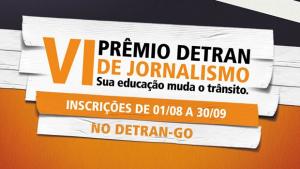 Detran abre inscrições ao 6º Prêmio Detran de Jornalismo