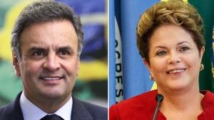 Datafolha mostra empate técnico entre Dilma e Aécio; Ibope diz que diferença entre os dois está fora da margem de erro