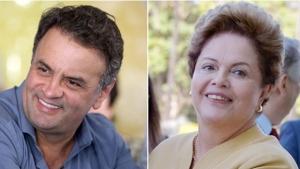 Datafolha: Aécio e Dilma mantêm empate técnico