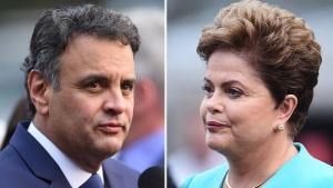 Veritá: Aécio Neves tem 53,2% e Dilma Rousseff 46,8%