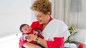 João Pedrosa retoma ataques e agride verbalmente Dilma Rousseff e seu neto recém-nascido