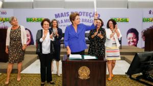 Dilma Rousseff sanciona lei que tipifica feminicídio