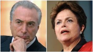 Em carta, Temer diz que Dilma não confia nele e no PMDB