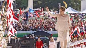 Dilma participa da posse de Evo Morales na Bolívia