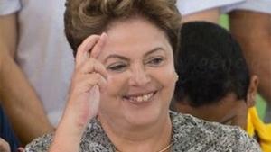 """Dilma: """"Tivemos um ano difícil, mas estou otimista com 2016"""""""