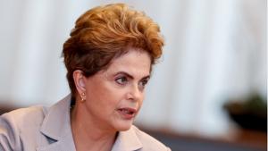 """Antes de fazer sua defesa no Senado, Dilma diz estar """"confiante"""""""