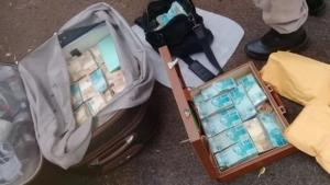 Justiça decreta prisão preventiva de suspeito encontrado com dinheiro em mala no Tocantins