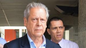 """José Dirceu recebeu dinheiro do """"Petrolão"""" enquanto estava preso, diz MPF"""